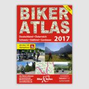 BIKER ATLAS Deutschland 2017 (Print)