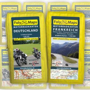 FolyMaps Motorradkarten