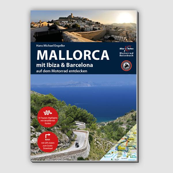 Ibiza Karte Ausdrucken.Motorrad Reiseführer Mallorca Mit Ibiza Barcelona